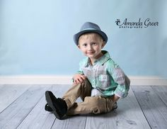 3 Year Old Photo Session