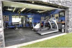 backyard shed gym - Google Search