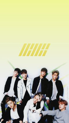 YG Lockscreen World • iKON MiNi JPN Magazine Lockscreen reblog if you...