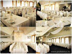 Eger, Hotel Korona, vintage esküvő - virágok: Vincze Tünde