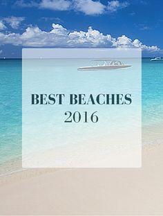 Best Beaches of 2016