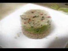 Budín de quinoa con verduras!