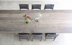 FURNITURE | BRONZE WISHBONE TABLE | BDDW