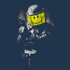 Daily Tee: To Serve and Protect with Humor custom t-shirt design by Mitxeldotcom - fancy-tshirts.com