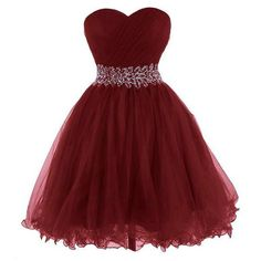 Burgundy Homecoming Dress,Wine Red Homecoming Dresses,Beading Homecoming Gowns,Cute Party Dress,Shor on Luulla Blue Homecoming Dresses, Best Prom Dresses, Dresses Short, Sweet 16 Dresses, Bridesmaid Dresses, Formal Dresses, Dress Prom, Prom Gowns, Ball Gowns