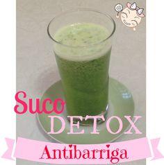 Suco Detox Antibarriga!  Receita no Blog: http://www.paisdeprimeiraviagem27.com.br/2014/11/culinariadiet-suco-detox-antibarriga.html  Confira! Beijinhos!