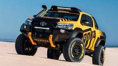 Toyota Hilux Tonka: Este nuevo concepto da vida al juguete que siempre habías soñado | MEGA RICOS