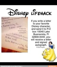 disney life hack- I've tried this twice already, but third time's a charm.>>>>>> Does this really work?