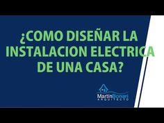 ¿Cómo Diseñar la Instalación Eléctrica de una Casa? Tutorial - YouTube