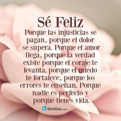 Image may contain: one or more people and text Spanish Inspirational Quotes, Spanish Quotes, Favorite Quotes, Best Quotes, Love Quotes, Change Quotes, Amor Quotes, Wisdom Quotes, Quotes En Espanol
