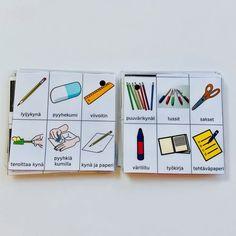 Finnish Language, Childhood Education, Pre School, Kindergarten, Office Supplies, Notebook, Early Education, Kids Discipline, Kindergartens