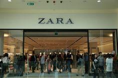 Nueva tienda Zara abre en el centro comercial de Ereván - Soy Armenio