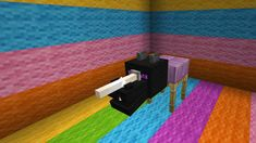 I hate myself for this By u/Qeverka Minecraft Creations, Minecraft Designs, Small Room Bedroom, Kids Bedroom, Minecraft Architecture, Minecraft Blueprints, Madness, Video Game, Hate