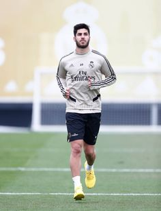 Asensio back in training! Real Madrid 11, Ca Osasuna, Real Madrid Basketball, Eden Hazard Chelsea, Real Zaragoza, Upcoming Matches, Real Madrid Players, James Rodriguez, Athletic Clubs