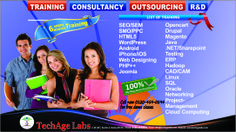 IT Training In Noida Courses :- Techage labs is an Offshore outsourcing company India. Our primary goal is to provide 100% result oriented solutions to our clients. We Provide SEO And Web Design and development services from our global delivery center in Noida, India.   Contact Details:- TechAge Labs Academy C-46 Ground Floor, Sector-2, Noida-201301. Phone no.: 0120-4540894,9818993532 Email    : info@techagelabs.com          : hr@techagelabs.com Website…