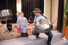 Ian Dobson's Steel Drum Party Snohomish Library Snohomish, WA #Kids #Events