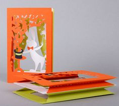 cards on Behance
