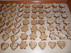 Perníčky plnené slivkovým lekvárom, recepty, Medovníky | Tortyodmamy.sk Animal Print Rug, Bread, Cookies, Christmas, Food, Decor, Crack Crackers, Natal, Decoration
