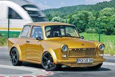 máte rádi staré trabanty i nové rychlejší auta doporučuji tohoto mutanty.