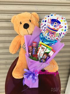 64acbd8cac79c Chocolate Bouquet Surprise Delivery  chocolatebouquet  flowerbouquet   surprisedelivery  floristpenang  floristkedah  floristkl  surprise