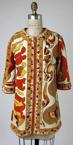 blouse, 1968.