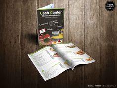 Catalogues pour pour le grossiste alimentaire Cash Center