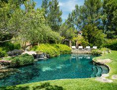 Jeff Bridges 20-acre Montecito property