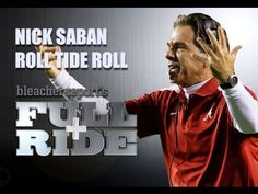 Nick Saban Recruiting Pitch - Full Ride Inside The Coach's Office