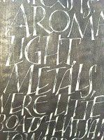Ceramics - Amity Parks Calligraphy