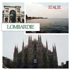 Lombardie Italie (Milan, lac de Garde)