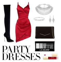 """""""#PolyPresents: Party Dresses"""" by megan-clxx on Polyvore featuring Casadei, Allurez, KoKo Couture, contestentry and polyPresents Party Dresses, Boards, Couture, My Style, Polyvore, Fashion, Tween Party Dresses, Planks, Moda"""