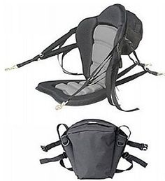 The Docooler Deluxe Padded Kayak Boat Seat is our best kayak seat. Equipped with front and back straps, you can also add some modifications to this kayak seat. Moreover, the bottom padding is pretty okay and the kayak seat comes with soft and antiskid material that will work and fit well on a kayak. The …
