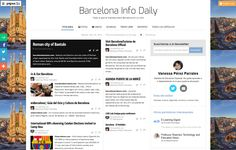 Barcelona info Daily por Vanessa Pérez Parrales