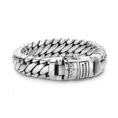 Buddha To Buddha armband 073 Ben Medium Zilver kopen? Gratis Verzending  | Juweliersmode