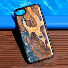 Wooden Phone Case, Wooden Case, Great Gifts For Boyfriend, Custom Iphone Cases, Iphone 10, Wood Resin, Wooden Gifts, Cell Phone Cases, Anniversary Gifts