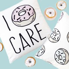 🍩Happy #NationalDonutDay! 🍩 Celebrate in style with OCM.com! Where are you getting a donut today? Tag your favorite bakery below!   . . . #sugarrush #idonutcare #goals #roomgoals#dormgoals #dormdecor #ocmcollegelife #findyourstyle #decorativepillow #nationaldonutday #donutgoals #donuts #lovedonuts #style #lifestyle #design #college #summer #shcoolsout