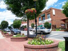 This is beautiful downtown Belmont, NC. Home of our original store!