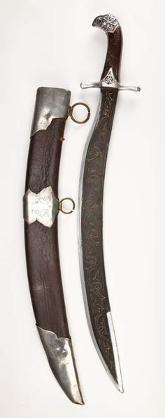 Prince of Persia sword and scabbard.