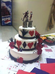 Un pastel así para mi cumpleaños.