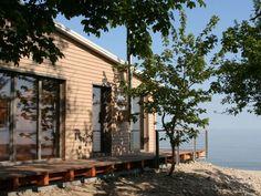 Strandhaus Ostsee