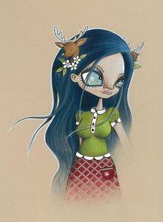 Deerstalker -Kate Lightfoot