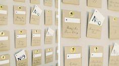 J'adore cette photo de @decofr ! Et vous ? (Source : http://www.deco.fr/photos/diaporama-diy-mariage-30-idees-plan-table-d_3638)