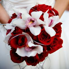 Red And White Wedding Ideas | Click on image to close.