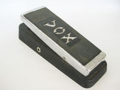 Vintage VOX Pedal Wah Wah Guitar Effects Pedal Italian Italy V846 circa 1968 $0.99 starting price!