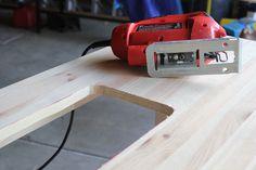 IKEA Hackers: DIY IKEA INGO Sewing Table
