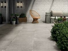 Porcelain stoneware wall/floor tiles UNIKA - ABK Industrie Ceramiche