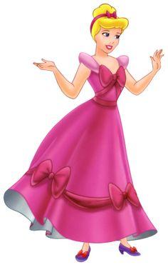 cinderella pink dress - Google Search