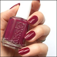 Essie Knee-High Life – Essie Fall 2017 Collection