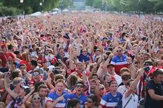 18 Million Americans watched US soccer last night