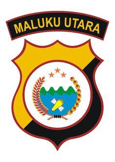 Logo Polda Maluku Utara Vector | Free Logo Vector Download